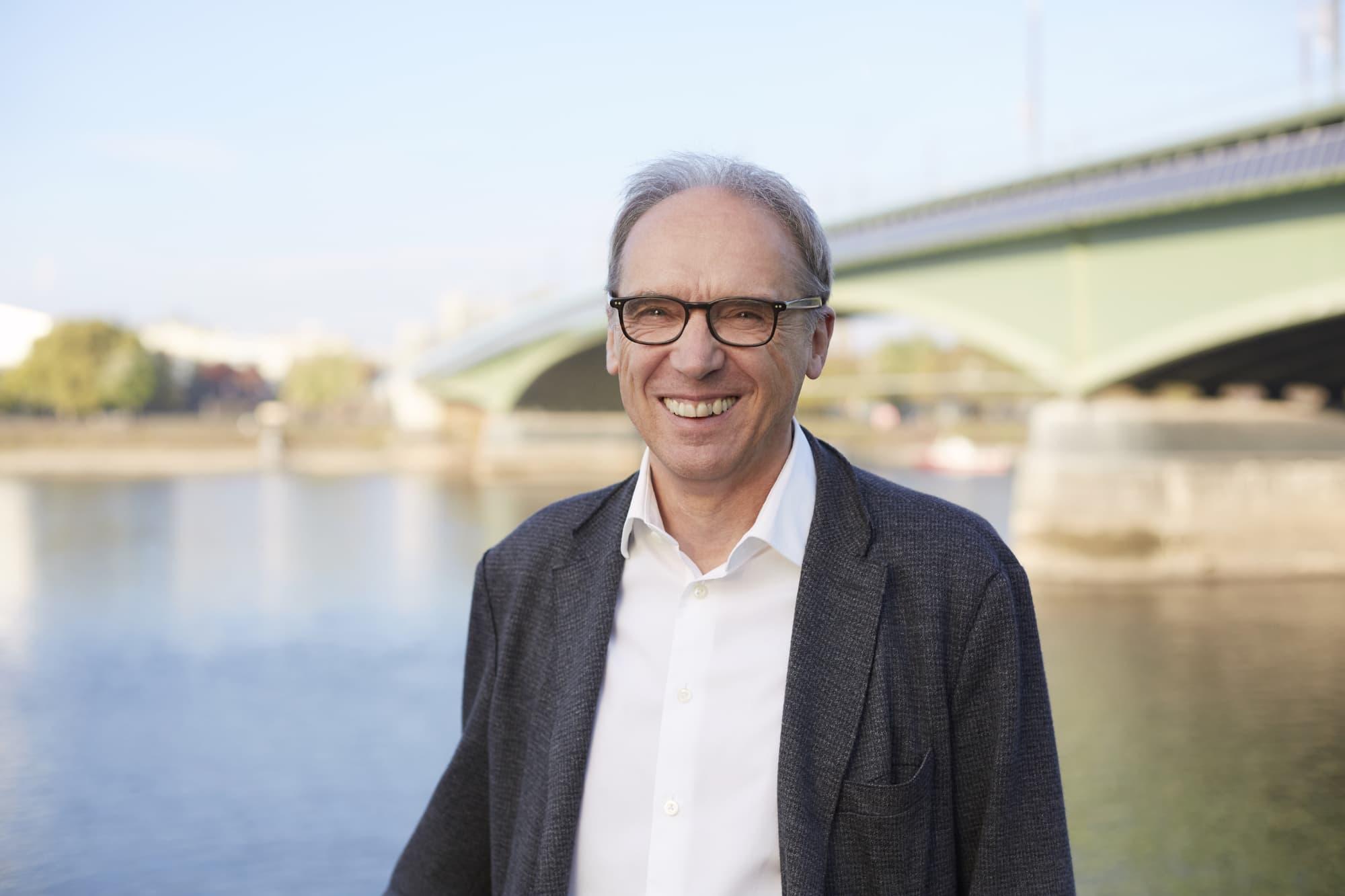 Werbefotografie Portrait von Steuerberater Michael Engels